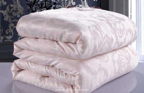 蚕丝被真假辨别方法,冬天保暖就靠它了