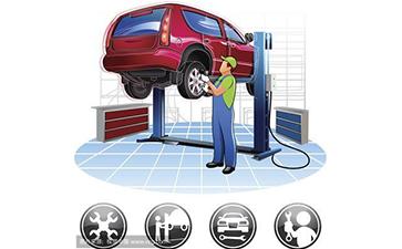 汽车配件防伪标签制作需要注意问题